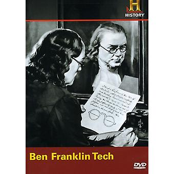 Importar de Estados Unidos Ben Franklin Tech [DVD]