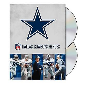 NFL Dallas Cowboys Heroes [DVD] USA import