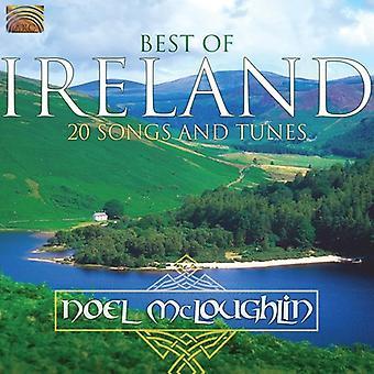 Noel McLoughlin - Best of Ireland-20 chansons & Tunes [CD] USA import