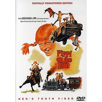 Pippi on the Run [DVD] USA import