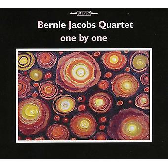 Bernie Jacobs Quartet - One by One [CD] USA import