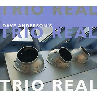 Anderson, Dave Trio Real - Trio Real [CD] USA import