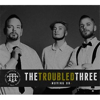 Troubled Three - Moving on [CD] USA import