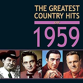 Greatest Hits van de land van 1959 - Greatest Hits van de land van 1959 [CD] USA importeren