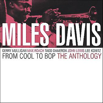 Miles Davis - von Cool, Bop-Anthologie [CD] USA import