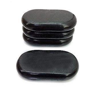 Royal Massage 4PC XXL Basalt Hot Stone uppsättning A