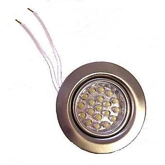 Fawo 20 LED Fixed Caravan Spot Light
