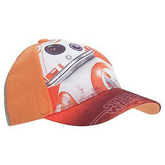 ديزني النجوم صغار/أطفال القوة يوقظ BB-8 تصميم قبعة بيسبول