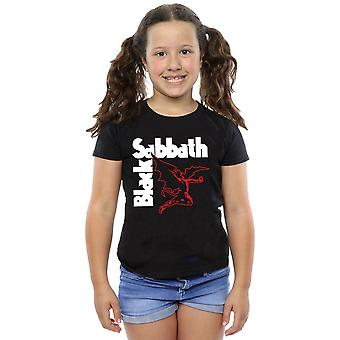 Black Sabbath Girls Creature Logo T-Shirt
