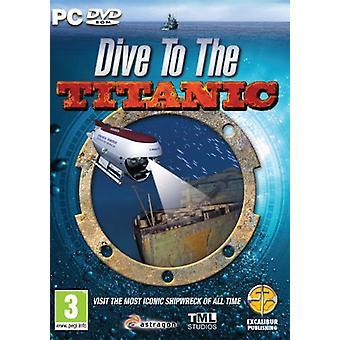 Sukella Titaniciin (PC DVD) - Uusi