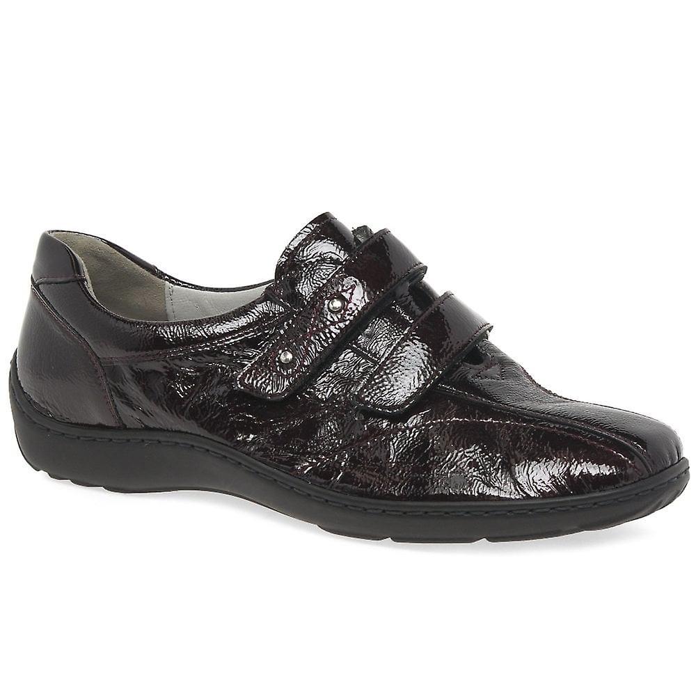 Waldlaufer kamień Velcro damskie buty mocowania ekdeg