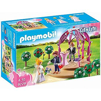 Playmobil 9229 City Life Wedding Ceremony, Multi