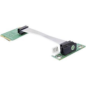 DeLOCK 41305 GBIC [1x mini PCI Express-1x PCI Express]