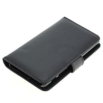 OTB BAG (LEATHER) FOR SONY XPERIA X BOOKSTYLE BLACK