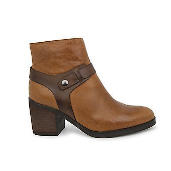 Liberitae booties booty Marissa leather leather 21703334-03