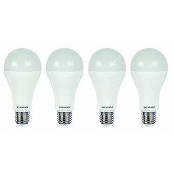 4 x Sylvania ToLEDo A60 E27 V4 6W Daylight LED 500lm [classe énergétique A +]