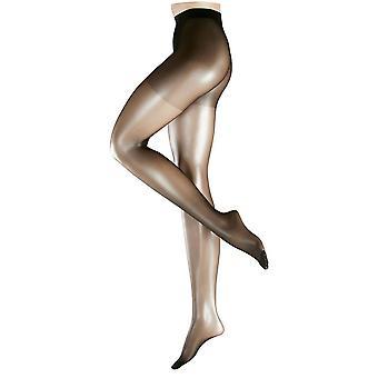 Falke onzichtbaar Deluxe 8 Denier ultra transparant Matte panty - zwart