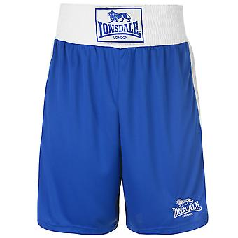 Lonsdale Mens Box Short Training Boxing Pants Sport Gym Wear