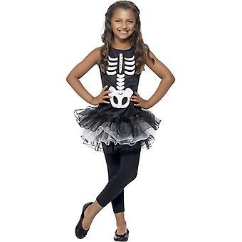 Skeleton Tutu kostuum