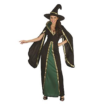 Witch Dress + Hat Medieval Style