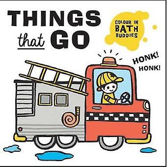 Bath Buddies - Saker som går av Belinda Chen - 9781786033079 Bok
