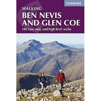 Ben Nevis och Glencoe - 100 låg - Mid- och hög promenader av Ronald