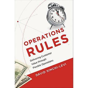 Regole di operazioni - fornire valore per il cliente attraverso Drea flessibile