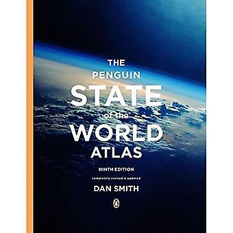 État de l'Atlas mondial