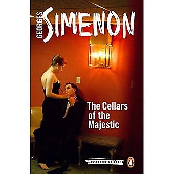 Die Keller des Majestic: Inspector Maigret #21