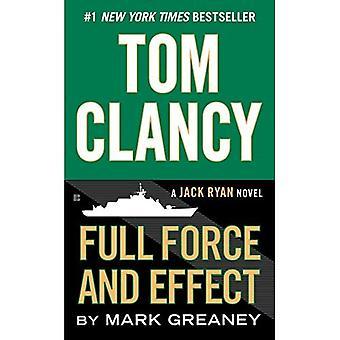 Tom Clancy Full kraft og virkning (Jack Ryan Roman)