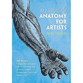 Um Atlas de anatomia para artistas