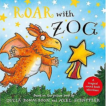 Roar with Zog [Board book]