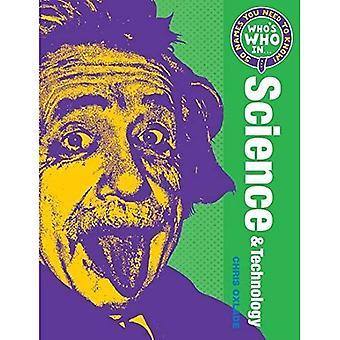 Wie is wie in wetenschap en technologie