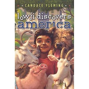 Lowji descobre a América