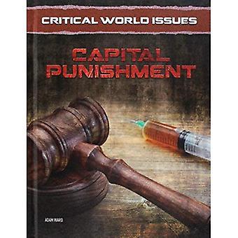 Questioni critiche del mondo: pena di morte