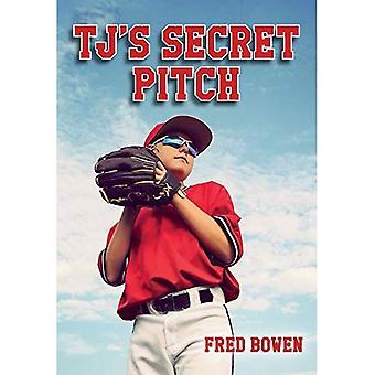 Pitch Secret de T.J. (histoires d'All-Star Sports: Baseball)