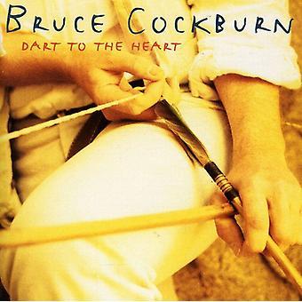 Bruce Cockburn - Dart to the Heart [CD] USA import