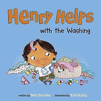 Henry hilft beim Waschen (Henry hilft)
