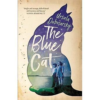 O gato azul