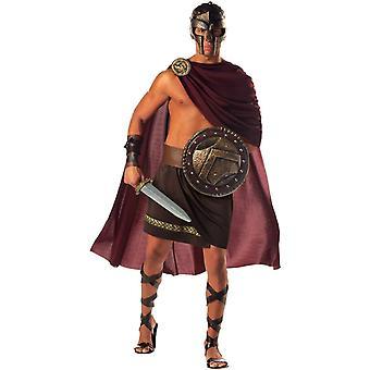 Spartaanse krijger kostuum voor mannen