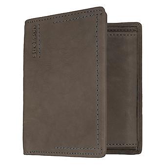 Strellson Norton Billford v8 mężczyźni portfel portmonetka portfel szary 7336