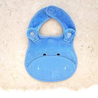 Bavoir de Hippo heureux