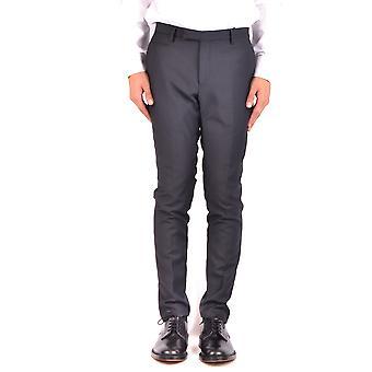 Brian Dales Ezbc126019 Men's Black Polyester Pants