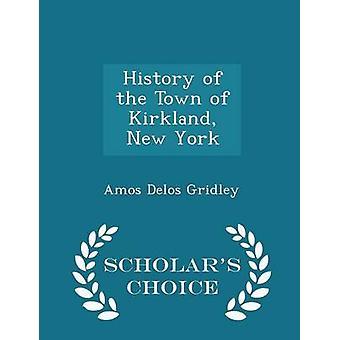 تاريخ نيويورك المدينة كيركلاند العلماء الطبعة اختيار طريق غريدلي & ديلوس آموس