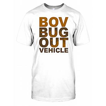BOV Bug uit voertuig Mens T Shirt