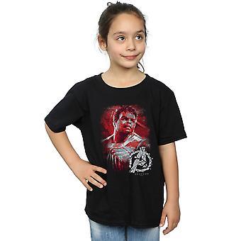 Maravilhe-se meninas Vingadores Endgame Hulk escovado t-shirt