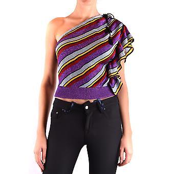 Filosofia Por Lorenzo Serafini Ezbc087027 Women's Multicolor Polyester Top