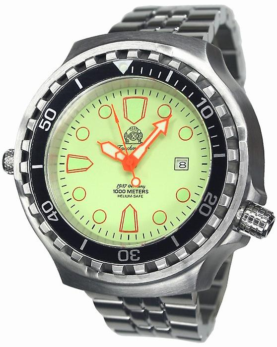 Tauchmeister Xxl Automatic dive watch T0269m 1000 m