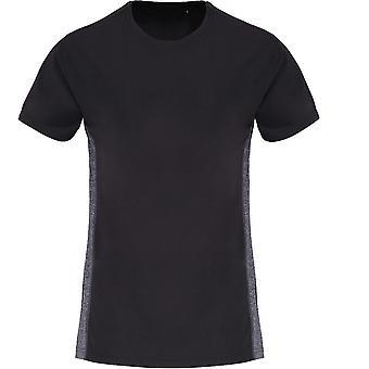 Outdoor Look Womens/Ladies Contrast Wicking Crewneck T Shirt