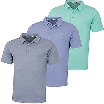 Puma Golf Mens 2019 Grill To Green Polo Shirt